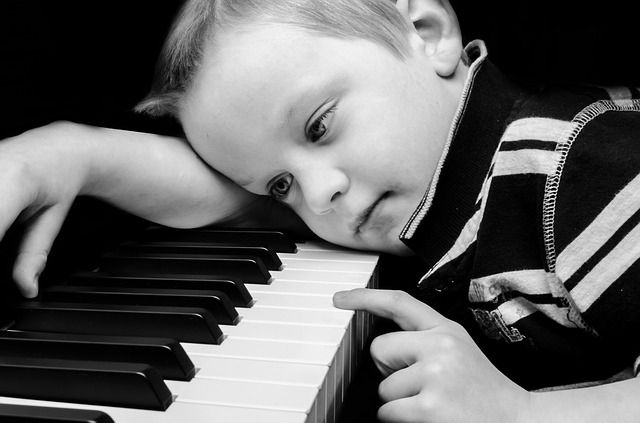 my child hates piano