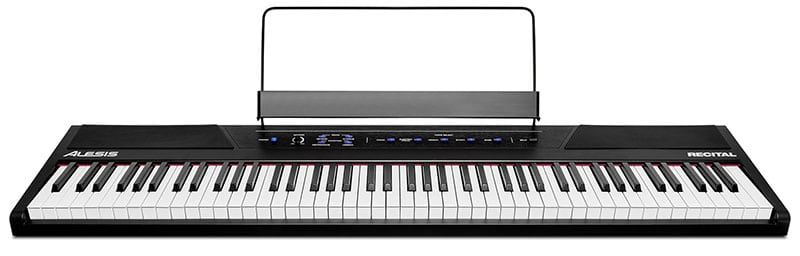 Best Weighted Piano Keyboards