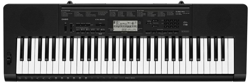 casio budget keyboard piano