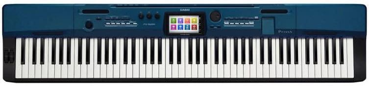 casio gigging piano keyboard