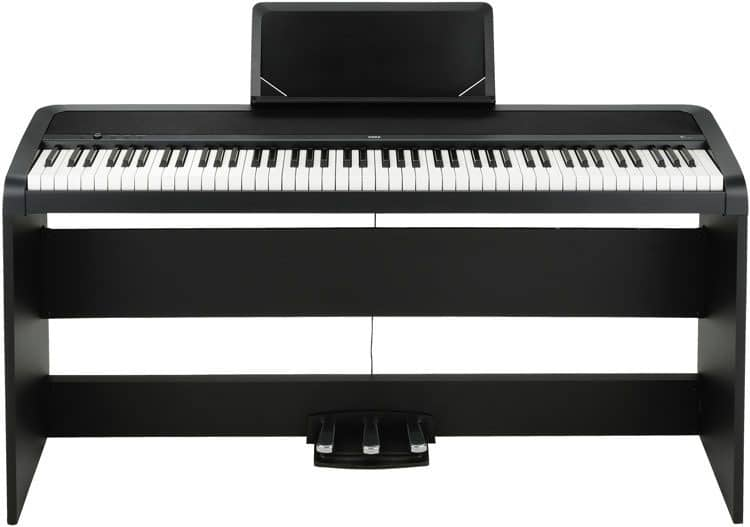 Korg weighted keyboard