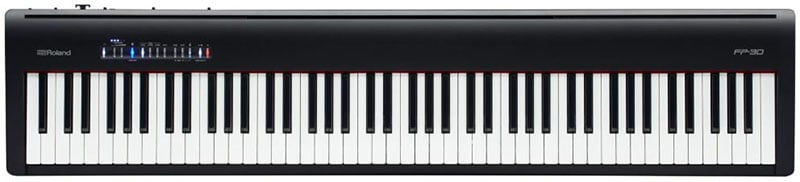 roland keyboard on a budget