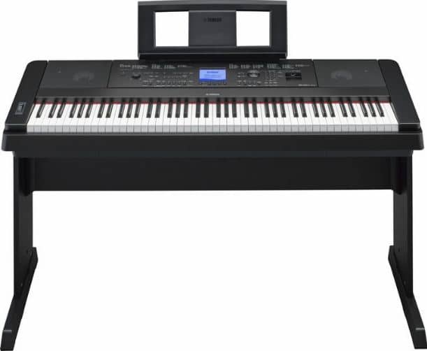 dgx660 digital piano upright