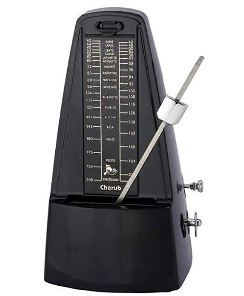 Cherub Mechanical Metronome by Creatov Designs